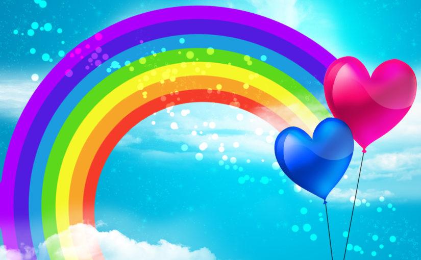 1 сентября: «Город школьной радуги»