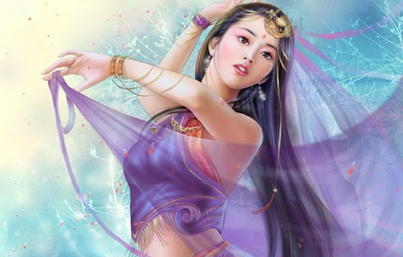 «Новогодняя Ёлка для принцессы Будур»