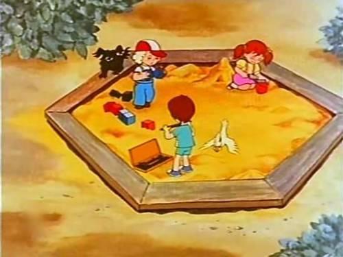 Мы в песочнице сидели