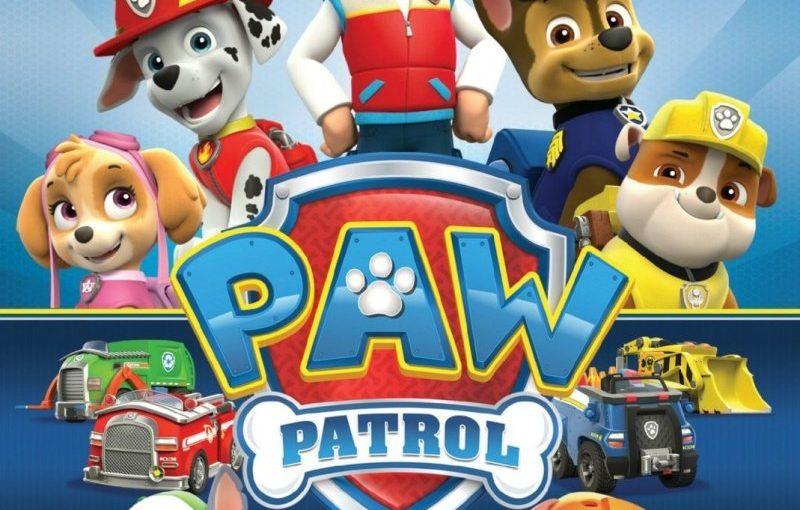1 сентября: «Щенячий патруль идет в школу»