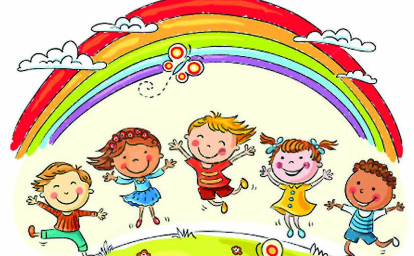 «Таня и Оля в Стране улыбок»1 сентября (для первого класса)