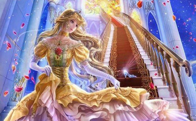 «СКАЗКА ДЛЯ ЗОЛУШКИ»   Гурков А.                            (По мотивам сказки  Ш. Перро «Золушка»).  Из цикла сказок А. Гуркова «Новогодний серпантин».